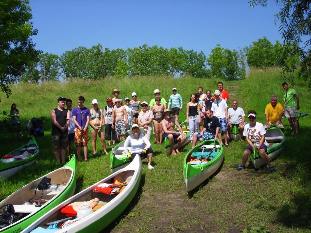Exkluzív csapatépítés a Tisza-tavon