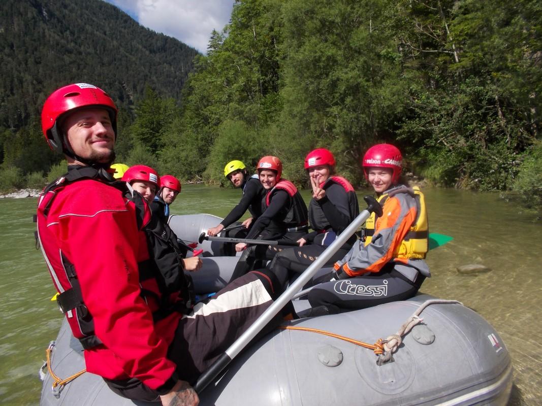 Csapatépítés Ausztriában