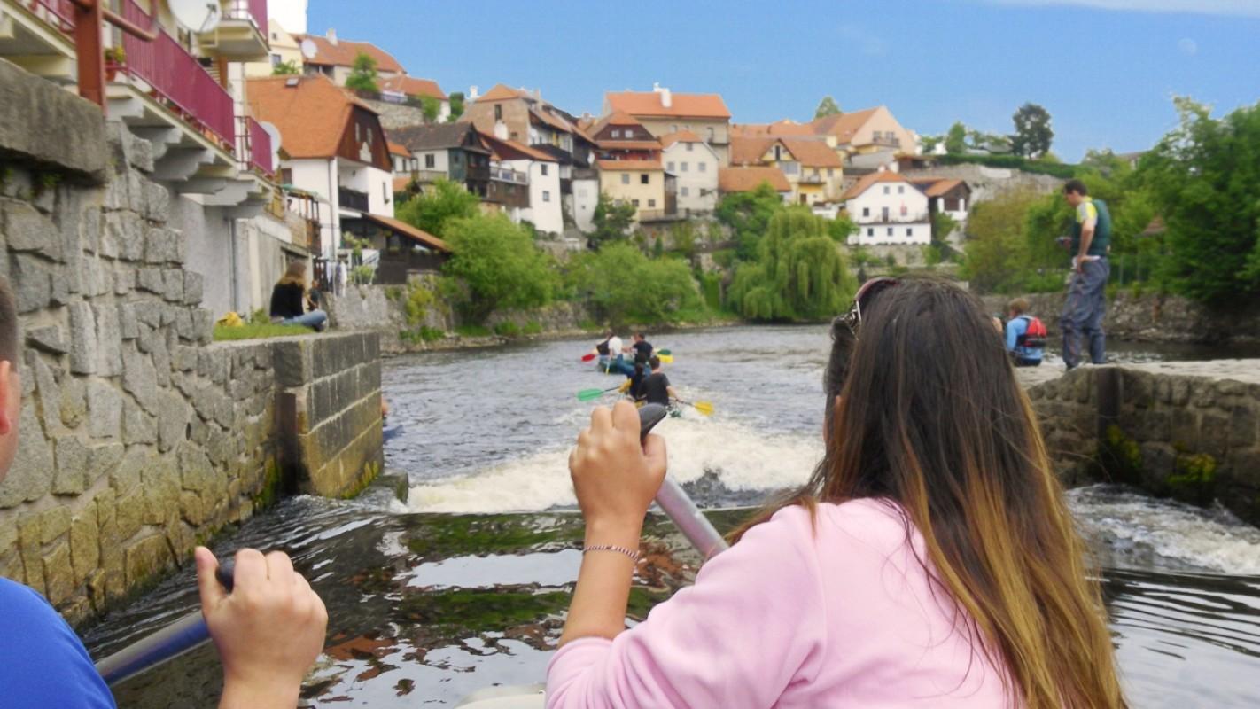 Csapatépítés Dél-Csehországban